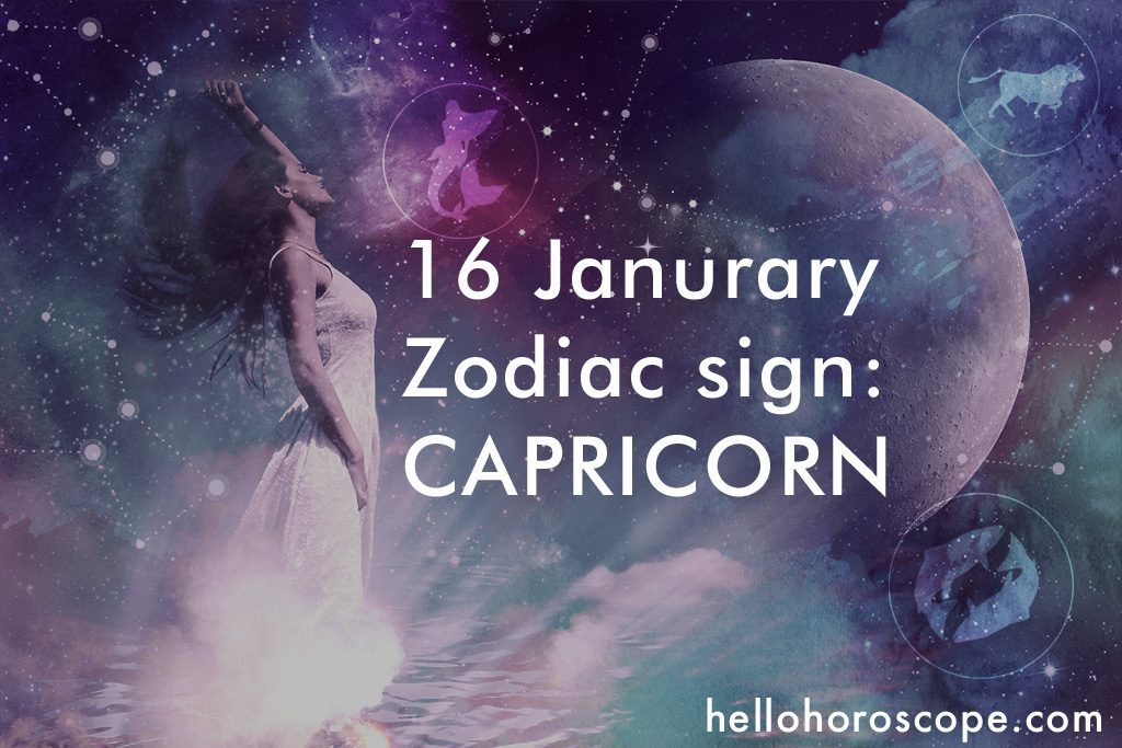 january 16 birthday astrological sign